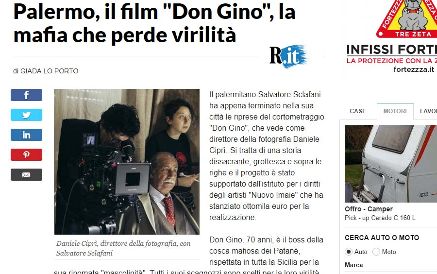 RITAGLIO DON GINO REPUBBLICA